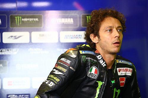 Rossi verwacht dit weekend nieuwe MotoGP-deal te tekenen