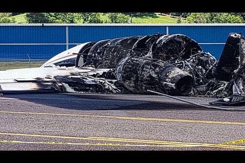 Scoperte le cause dell'incidente aereo di Dale Earnhardt Jr
