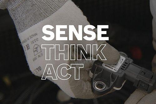 Bosch DRIVERLESS: Sense