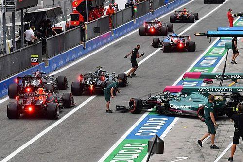 L'autre incident du GP d'Italie dont la F1 devrait se soucier