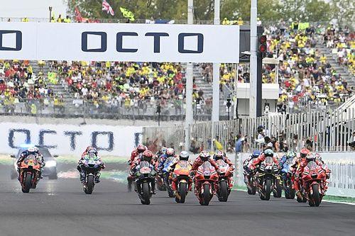 Horarios del decisivo Gran Premio de Emilia-Romagna de MotoGP