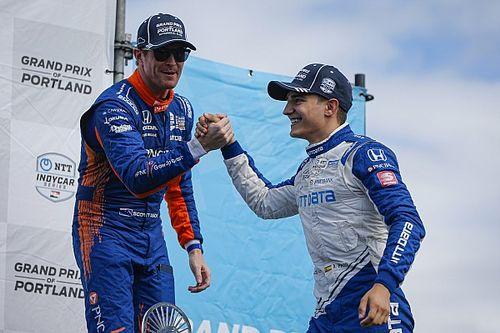 "Franchitti: Dixon is ""perfect wingman"" for Palou's IndyCar title bid"