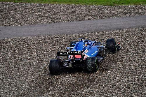 Alonso est-il aussi malchanceux qu'il le prétend?