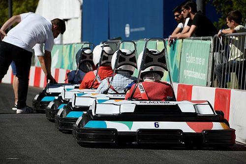 ユース五輪で電動カートのデモ実施。パリ五輪正式競技化を目指す?