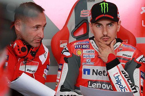 Лоренсо договорился с Ducati о контракте на 2021 год – но передумал