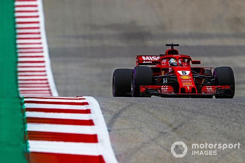 Ferrari in Austin wiedererstarkt: Woher kommt plötzlich das Tempo?