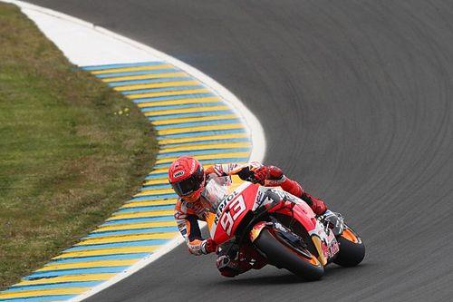 MotoGP: Márquez lidera un libre por primera vez desde España 2020