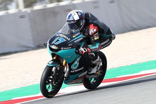 Moto3ドイツ初日:鈴木竜生が初日総合2番手をマーク。首位はマクフィー&ランク首位アコスタ3番手