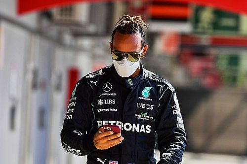 "Domenicali : La F1 ""solide"" survivra à la retraite de Hamilton"