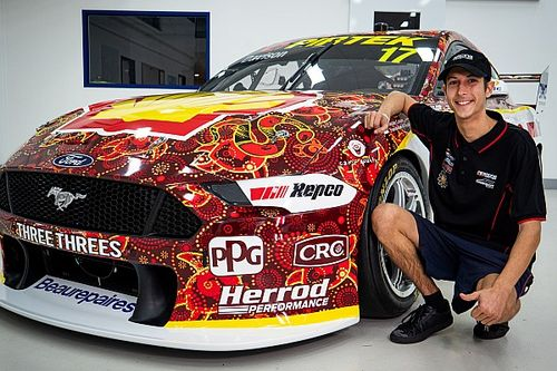 Dick Johnson Racing unveils Indigenous livery for Darwin