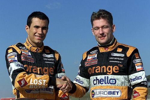 Bernoldi doet boekje open over jaar naast Jos Verstappen bij Arrows F1
