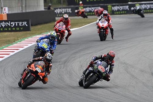 Así quedan los campeonatos de MotoGP 2021 tras el GP de Catalunya