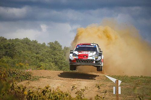 WRC Safari: Ogier edges Rovanpera in Kenya Super Special