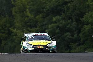 DTM Verslag vrije training DTM Hungaroring: Rockenfeller en Audi sterk uit de startblokken
