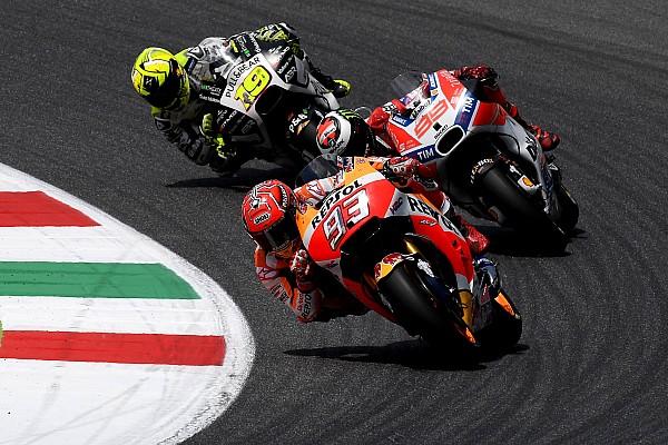 MotoGP Barcelona MotoGP 3. antrenman: Marquez yine ilk sırada