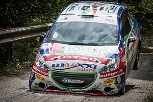 CIR Gara Roma, 208 Top: dubbio gomme per l'apertura della seconda tappa
