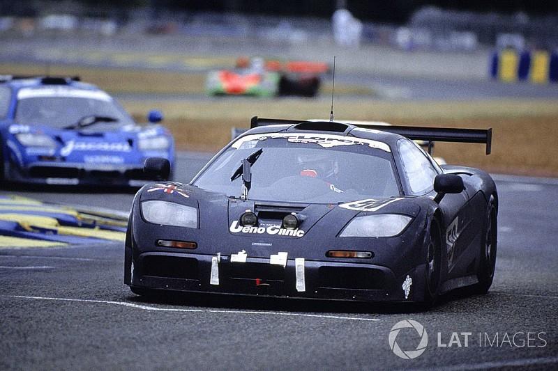 """McLaren juge les futures règles du LMP1 """"convaincantes"""""""