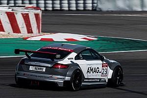 Touring Résumé de course Audi TT Cup : au Nürburgring une deuxième place inutile pour Ellis