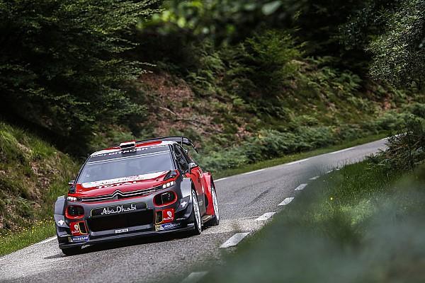 Loeb staat open voor meer WRC-tests met Citroën in 2017