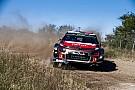 WRC Evans leader à mi-étape, les Citroën abandonnent