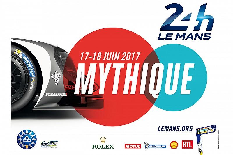 L'affiche des 24 Heures du Mans 2017 dévoilée