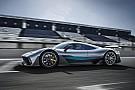 Autó  Jó eséllyel Angliában fogják gyártani a Mercedes-AMG hiperautóját
