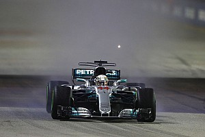 F1 Reactions Hamilton: