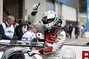 DTM News DTM-Champion Rene Rast: Mit Titelverteidigung kenne ich mich aus!
