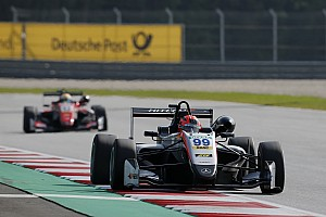 Мазепин стал вторым в гонке Ф3, повторив лучший результат в карьере
