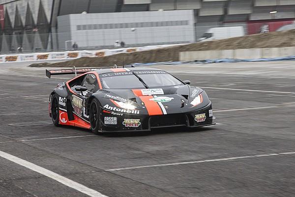 Prodotto Gara Motor Show: Biagi mago della pioggia trionfa nel Trofeo Italia GT