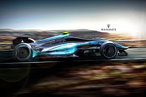 Формула 1 Блог Галерея: концепт Maserati у Формулі 1 2020 року