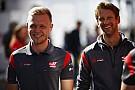Magnussen tirou Grosjean de zona de conforto, diz chefe