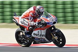MotoGP Son dakika Dovizioso: Sıralama turları eski grenaj seçimimi haklı çıkardı