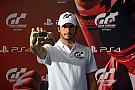 Sim racing Carlos Sainz, embajador de GT Sport