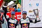 WRC 【WRC】3位のオジェ「ドライブしている間、