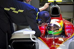 """FIA F2 Noticias de última hora Roberto Merhi: """"Vamos por el buen camino"""""""