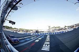 NASCAR Cup Reporte de la carrera Hamlin rompe ayuno de Joe Gibbs Racing; Suárez termina en sexto