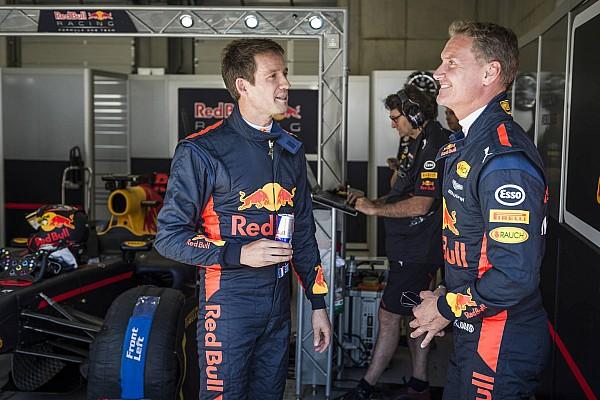 Forma-1 BRÉKING Ogier: egy álom vált valóra ezzel az F1-es teszttel