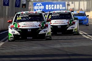 WTCC Отчет об этапе Герьери выиграл первую гонку в Марокко, Монтейру стал победителем второй