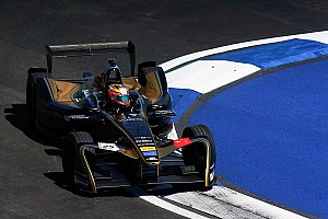 Formula E BRÉKING Agyatlan D'Ambrosio és társai a Formula E-ben