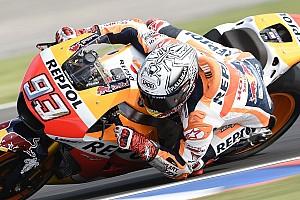 MotoGP Qualifying report MotoGP Argentina: Marquez start terdepan dan cetak rekor pole