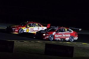 Supercars Breaking news Supercars uji coba balap malam di tes Sydney
