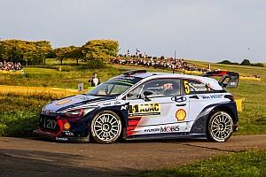 WRC Prova speciale Germania, PS5: squillo di Neuville. Guai al motore per Latvala!