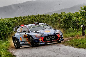 WRC-Rallye Deutschland: Thierry Neuville muss aufgeben
