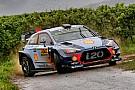WRC Hyundai porta in Spagna una i20 evoluta per aiutare Neuville