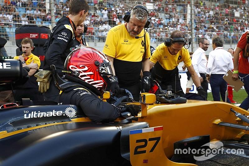 Hülkenberg a Renault sikerének kulcsa?!