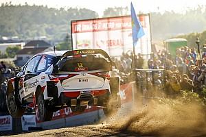 WRC Самое интересное Прыжок года: Лаппи выиграл награду WRC