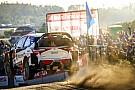 WRC Прыжок года: Лаппи выиграл награду WRC