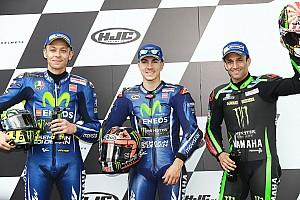 MotoGP Réactions Rossi et Viñales s'attendent à une lutte intense avec Zarco