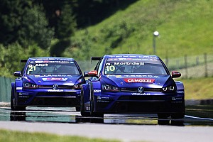 TCR Qualifying report Gianni Morbidelli back on pole after 14 months